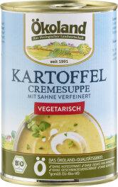 Ökoland Kartoffel-Creme-Suppe 400g