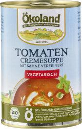 Ökoland Tomaten-Creme-Suppe 400g