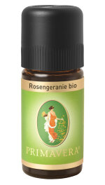 Primavera Rosengeranie bio 10ml