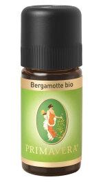 Primavera Bergamotte Italien bio 10ml