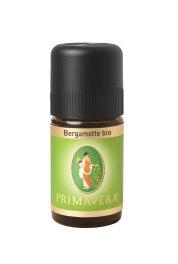 Primavera Bergamotte Italien bio 5ml