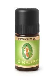 Primavera Lemongrass bio 5ml