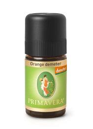 Primavera Orange demeter 5ml