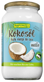 Rapunzel Kokosöl nativ Bio Fairtrade 800g