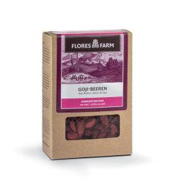 Flores Farm Goji Beeren 100g