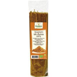 Priméal Spaghetti Quinoa Curry Primeal Bio 500g