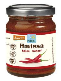 Pural Harissa 125g Bio