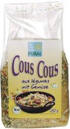 Pural Cous Cous mit Gemüse 250g