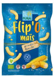 Pural Flip O maïs Salz 100g Bio