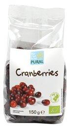 Pural Cranberries 150g Bio