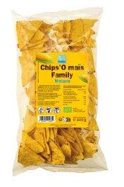 Pural Bio Mais-Chips Natur 200g