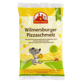 Wilmersburger Pizzaschmelz K�sealternative