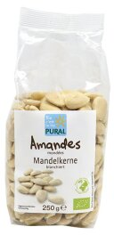 Pural Mandelkerne blanchiert 250g Bio