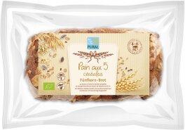 Pural Fünfkorn-Brot 620g