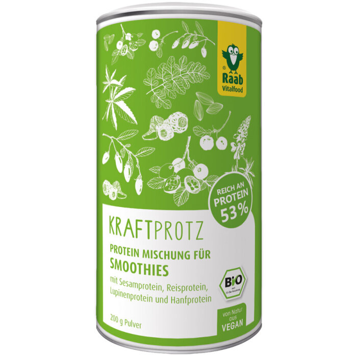 Raab Vitalfood Kraftprotz Superfood 200g