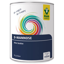 Raab Vitalfood D-Mannose Pulver 90g