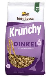 Barnhouse Krunchy Pur Dinkel 380g