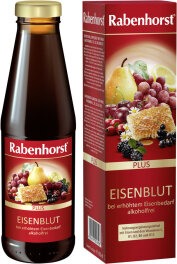 Rabenhorst Eisenblut plus 450ml