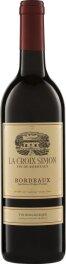 Riegel Bioweine La Croix Simon Bordeaux Rouge 0,75l