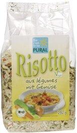 Pural Risotto mit Gemüse 250g Bio