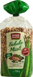 Rosengarten Schoko Müsli 750g