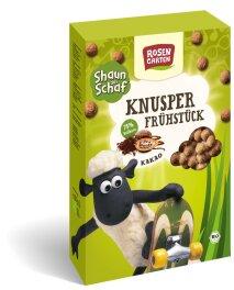 Rosengarten Shaun das Schaf - Knusper-Frühstück...