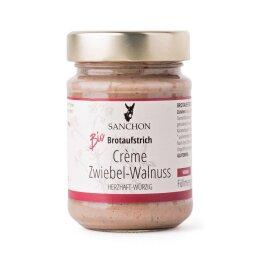 Sanchon Crème Zwiebel-Walnuss 190g Bio
