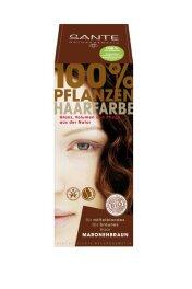 Sante Haarfarbe Maronenbraun 100g