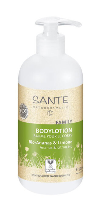 Sante Bodylotion Ananas & Limone 500ml
