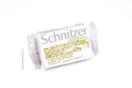 Schnitzer Bio Cracker+Sesame 100g