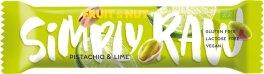 Simply Raw Raw Ba Pistachio & Lime 40g