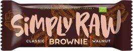 Simply Raw Brawnie Classic Walnut 45g