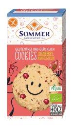 Sommer Glutenfrei und Glücklich Cookies Cranberry,...