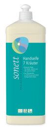 Sonett Handseife7KräuterNachfüllf. 1l
