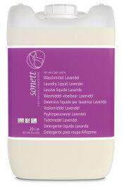 Sonett Flüssigwaschmittel Lavendel 20l