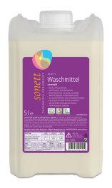 Sonett Flüssigwaschmittel Lavendel 5l