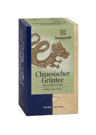 Sonnentor Chinesischer Grüntee 18x 1,5g Bio