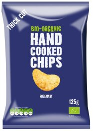 Trafo Handcooked Chips Rosemary 125g