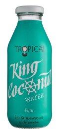 Tropicai King Coconut Water Pure 350ml Bio