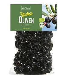 Vita Verde Oliven, mediterran mit Kraeutern 200g