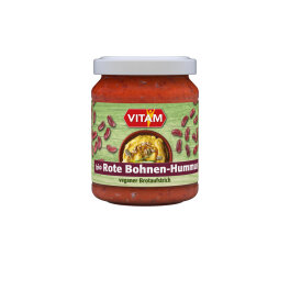 Vitam Bio Rote Bohnen Hummus 125g