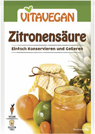 Vitavegan Zitronensäure 10g
