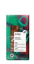 Vivani Vollmilch mit ganzen Nüssen 100 g