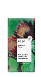 Vivani Vollmilch Nuss 100g