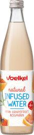 Voelkel Infused water Grapefruit Rosmarin 500ml Bio