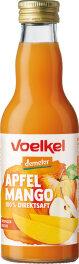 Voelkel Apfel-Mango-Saft demeter 200ml Bio