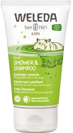 Weleda Kids 2in1 Shower Limette 150ml