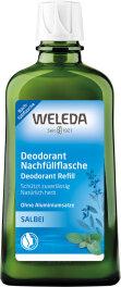 Weleda Salbei-Deodorant Nachfüllflasche 200ml