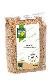 Bohlsener Mühle Bio Einkorn-Getreide 500g