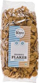 Werz BraunhirseFlakes glutenfrei 250g